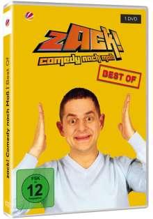 zack! Comedy nach Maß Best of, DVD
