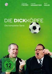 Die Dickköpfe (Komplette Serie), DVD