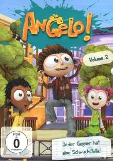 Angelo! Vol. 2, DVD