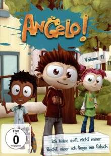 Angelo! Vol. 11, DVD