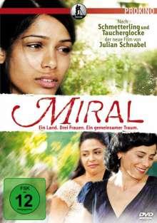 Miral, DVD