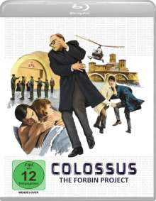 Colossus - The Forbin Project (Blu-ray), Blu-ray Disc