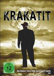 Krakatit (1948), DVD
