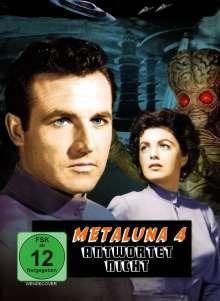 Metaluna 4 antwortet nicht, DVD