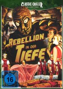 Rebellion in der Tiefe (Blu-ray & DVD im Mediabook), 2 Blu-ray Discs