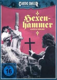 Der Hexenhammer (Blu-ray im Mediabook inkl. 2 Hörspiel-CDs), 3 Blu-ray Discs