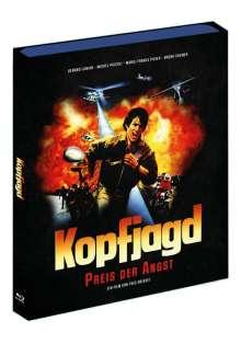 Kopfjagd - Preis der Angst (Blu-ray), 1 Blu-ray Disc und 1 CD