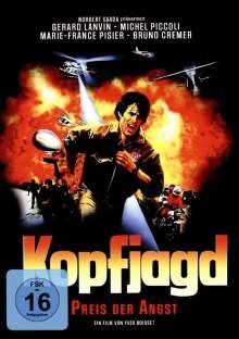 Kopfjagd - Preis der Angst, DVD