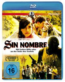 Sin Nombre (Blu-ray), Blu-ray Disc