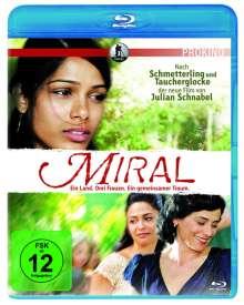 Miral (Blu-ray), Blu-ray Disc
