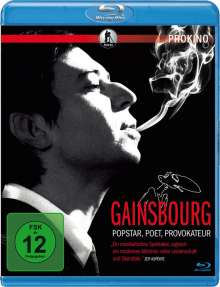 Gainsbourg (Blu-ray), Blu-ray Disc