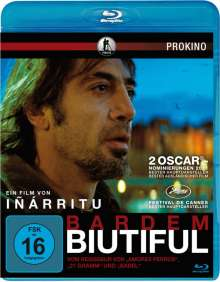 Biutiful (Blu-ray), Blu-ray Disc
