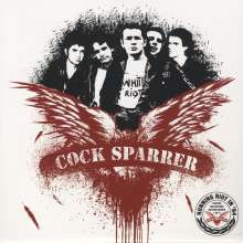 "Cock Sparrer: Running Riot in 84/Series 1, 2 Single 7""s"