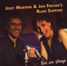 Jessy Martens: Live On Stage, CD