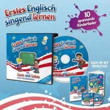Claire Lambert-Bechtel: Erstes Englisch singend lernen - mit Lucie und Lukas (Audio-CD), CD
