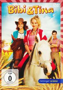 Bibi & Tina - Der Film (Oetinger Edition), DVD