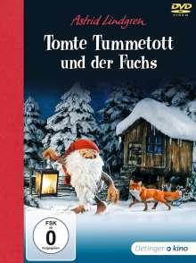 Tomte Tummetott und der Fuchs (Oetinger Edition), DVD