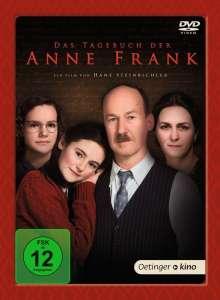 Das Tagebuch der Anne Frank (2015) (Oetinger Edition), DVD