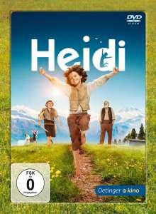 Heidi (2015) (Oetinger Edition), DVD