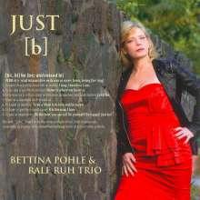Bettina Pohle & Ralf Ruh: Just (b), CD