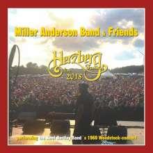 Miller Anderson: Live At Burg Herzberg Festival 2018, CD