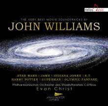John Williams (geb. 1932): The Very Best Movie Soundtracks, CD