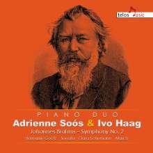 Adrienne Soos & Ivo Haag, CD