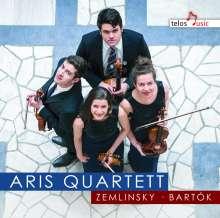 Aris-Quartett - Zemlinsky / Bartok, CD