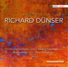 Richard Dünser (geb. 1959): Kammermusik, CD