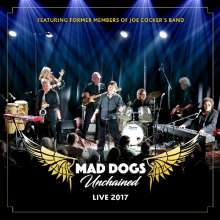 Mad Dogs Unchained (vorher: Cocker Rocks): Live 2017, CD