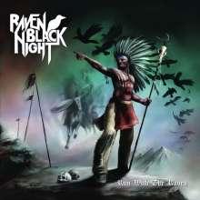 Raven Black Night: Run With The Raven, CD