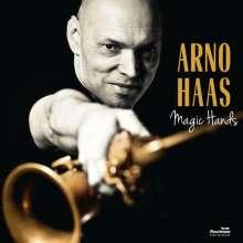 Arno Haas: Magic Hands, CD