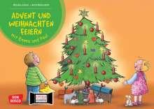 Monika Lehner: Bildkarten für unser Erzähltheater: Advent und Weihnachten feiern mit Emma und Paul, Diverse