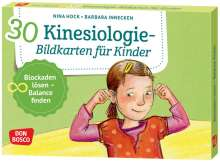Nina Hock: 30 Kinesiologie-Bildkarten für Kinder, Diverse