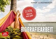 Hubert Klingenberger: Schön, dass es mich gibt. Bildkarten zur Biografiearbeit, Diverse