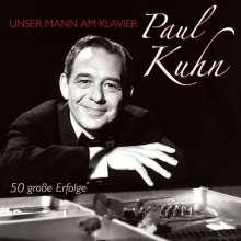 Paul Kuhn (1928-2013): Unser Mann am Klavier: 50 große Erfolge, 2 CDs
