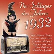 Die Schlager des Jahres 1932, 2 CDs