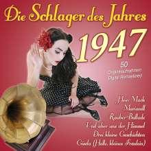 Die Schlager des Jahres 1947, 2 CDs
