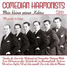 Comedian Harmonists: Mein kleiner grüner Kaktus: 50 große Erfolge, 2 CDs