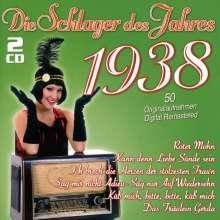 Die Schlager des Jahres 1938, 2 CDs