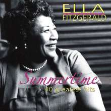Ella Fitzgerald (1917-1996): Summertime - 40 Greatest Hits, 2 CDs