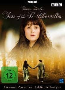 Tess Of The D'Urbervilles (2008), 2 DVDs