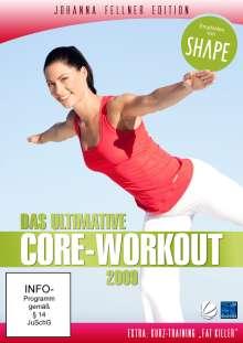 Das ultimative Core-Workout, DVD