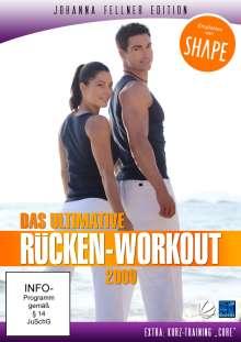 Das ultimative Rücken-Workout, DVD