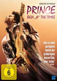 Prince: Sign O The Times (Konzertfilm), DVD