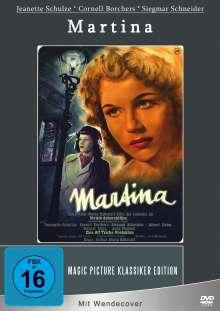 Martina, DVD