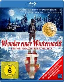Wunder einer Winternacht - Die Weihnachtsgeschichte (Blu-ray), Blu-ray Disc