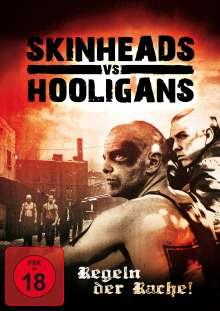 Skinheads vs. Hooligans - Regeln der Rache!, DVD