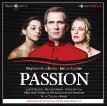Stephen Sondheim (geb. 1930): Musical: Passion, 2 CDs