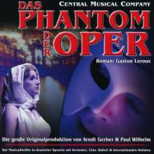 The City Of Prague Philharmonic Orchestra: Musical: Das Phantom der Oper, CD